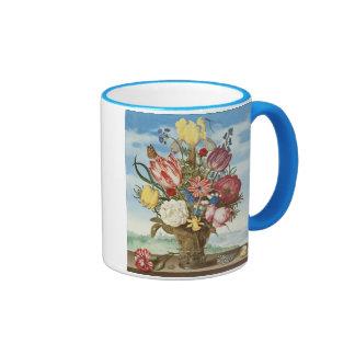 Bouquet   Ambrosius Bosschaert Ringer Mug