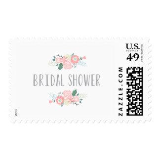 Bouquet | Bridal Shower Postage