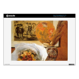 Bouquet by Pierre Renoir Decal For Acer Chromebook