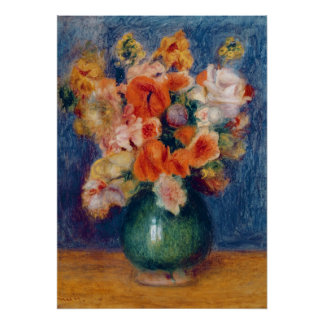 Bouquet, c.1900 (oil on canvas) poster