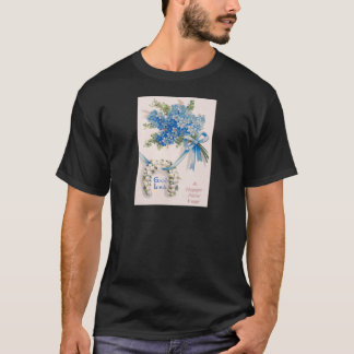 Bouquet Forget-Me-Nots Lily Of The Valley T-Shirt