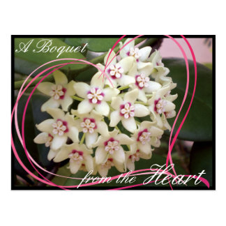 Bouquet from the Heart Post Cards