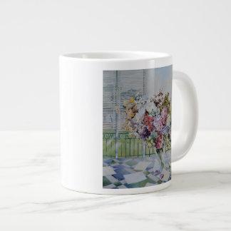 Bouquet Giant Coffee Mug