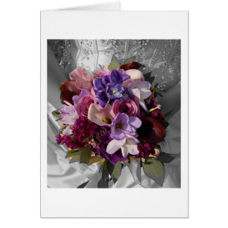 bouquet II Card