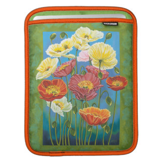 Bouquet in Border I iPad Sleeve