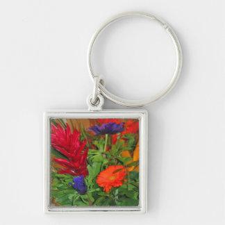 Bouquet Keychain