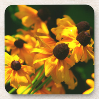 Bouquet of Black Eyed Susans Drink Coasters