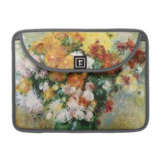 Bouquet of Chrysanthemums, c.1884 MacBook Pro Sleeve