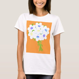 Bouquet of daisy flowers T-Shirt