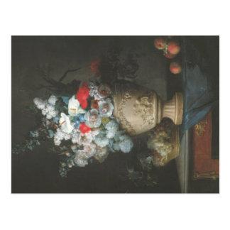 Bouquet of Flowers 1776 Postcard