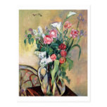 Bouquet of Flowers by Suzanne Valadon Post Card