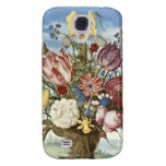 Bouquet of Flowers Galaxy S4 Case