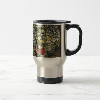 Bouquet of Flowers in a Vase - Van Gogh Travel Mug