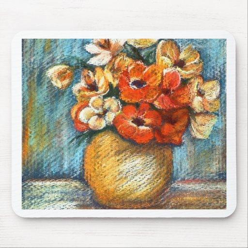 Bouquet of Flowers Mousepad