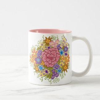 Bouquet of Flowers Mug