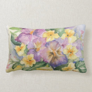 Bouquet of flowers pillows
