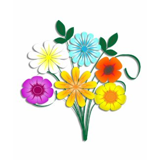 Bouquet Of Flowers shirt