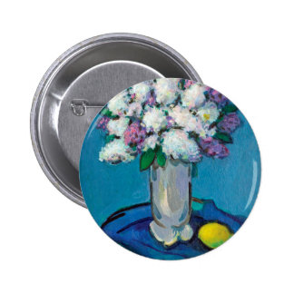 Bouquet of Lilac Button