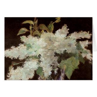 Bouquet of Lilacs - Card