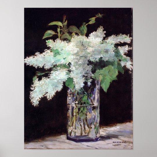 Bouquet of Lilacs Fine Art Impressionism Print