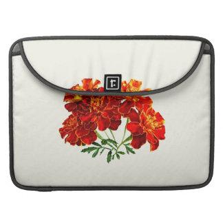 Bouquet of Marigolds Sleeve For MacBook Pro