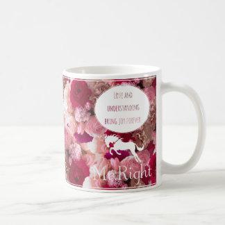 Bouquet of peduncle huatsushiyonranankiyurasu coffee mug