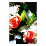 Bouquet of roses カスタマイズレター用品
