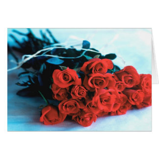 Bouquet of Roses Card (1)