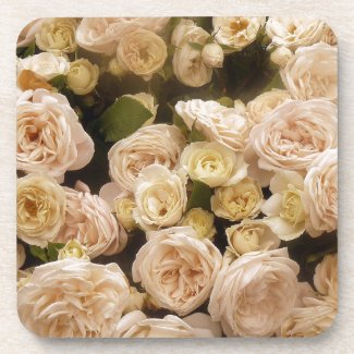 Bouquet of  Roses Coaster