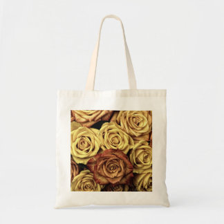 Bouquet of Roses in Full Bloom Tote Bag