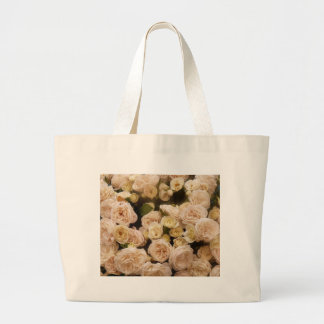 Bouquet of  Roses Large Tote Bag
