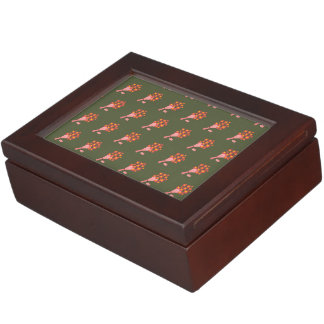 Bouquet of Roses olive.ai Memory Box