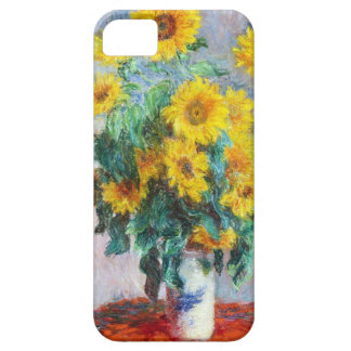 Bouquet of Sunflowers, 1880 Claude Monet iPhone SE/5/5s Case