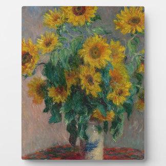 Bouquet of Sunflowers Plaque