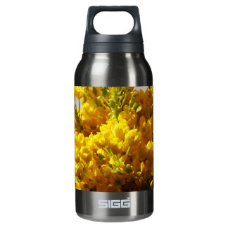 Bouquet of Yellow Flowers in Bloom Insulated Water Bottle