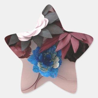 Bouquet One by Robert E Meisinger 2011 Star Sticker