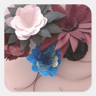 Bouquet One by Robert E Meisinger 2011 Stickers