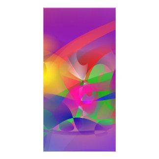 Bouquet Photo Card Template