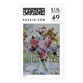 Bouquet Postage Stamp