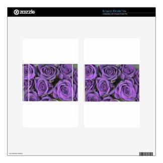 bouquet purple rose roses date rsvp bridal destiny skins for kindle fire