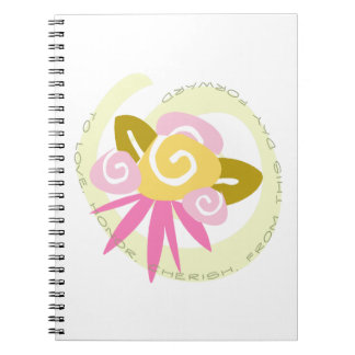 Bouquet This Day Forward Notebook