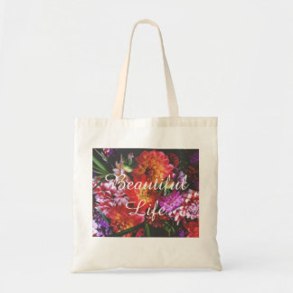 Bouquets of Beautiful Budget Tote Bag