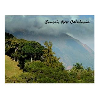 Bourai, New Caledonia Post Card