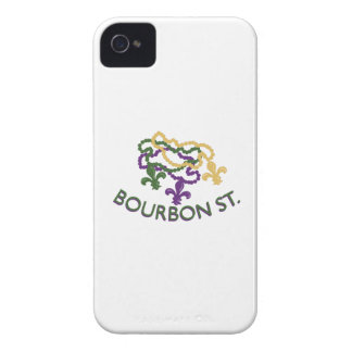 Bourbon Beads iPhone 4 Cover