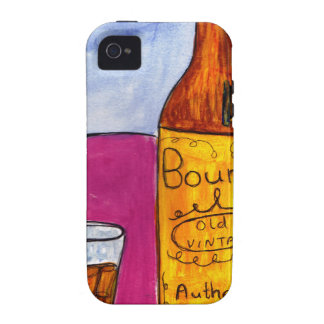 Bourbon Vibe iPhone 4 Cases