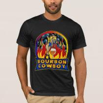 Bourbon Cowboy T-shirts Gifts