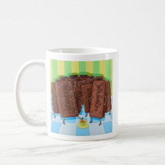 Bourbon Cream Tea Mugs
