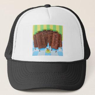 Bourbon Cream Tea Trucker Hat