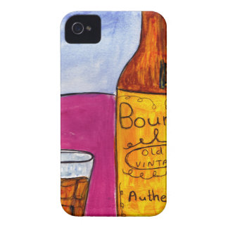 Bourbon iPhone 4 Cover