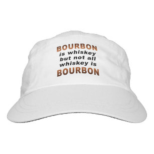 843bf013 BOURBON IS WHISKEY BUT NOT ALL WHISKEY IS BOURBON HAT